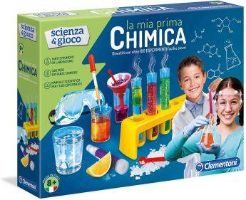 La mia Prima Chimica Scienza e Gioco Clementoni