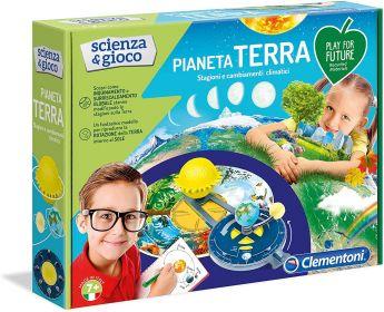 Pianeta Terra Scienza e Gioco Clementoni