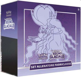 Pokémon Set Allenatore Fuoriclasse Regno Glaciale | Gioco di Carte Collezionabili