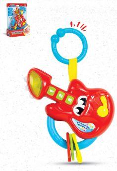 Soft Sun Musical Plush (Prima Infanzia Baby Clementoni) su ARSLUDICA.com