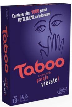 Taboo Gioco da Tavolo