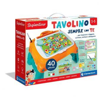 Tavolino Sempre con Te Sapientino Clementoni Baby su ARSLUDICA.com