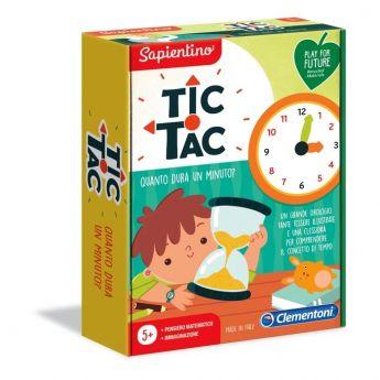TIC TAC… Quanto Dura un Minuto? Sapientino Clementoni