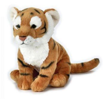 Tigre 23 cm National Geographics (Peluche Venturelli)