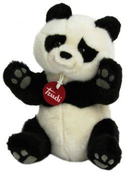 Peluche Trudi Panda Kevin 16x21x12cm