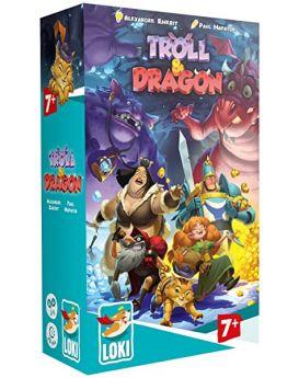 Troll & Dragon Gioco da Tavolo