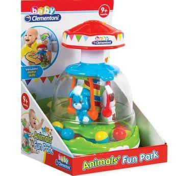 Gioco Trottola Parco Giochi Attività (Infanzia Baby Clementoni)