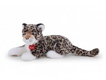 Peluche Trudi Esotico Leopardo Grigio Leopoldo Taglia M | Trudi Classic