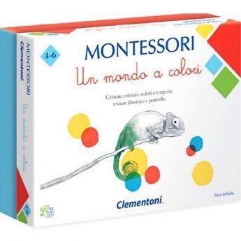 Un mondo a colori - Montessori (Gioco Educativo Clementoni)