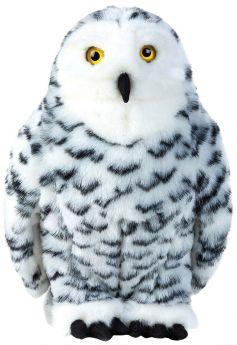 Civetta delle Nevi 27 cm (Peluche National Geographic)