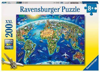 Vista dall'Alto (Puzzle 200 pezzi Ravensburger)