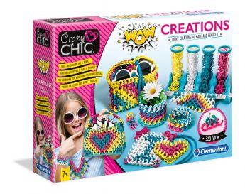 Wow Creations Crazy Chic (Gioco Clementoni) su ARSLUDICA.com