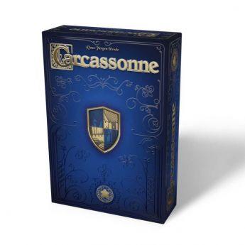 Carcassone 20th Anniversario Edizione Speciale | Gioco da Tavolo