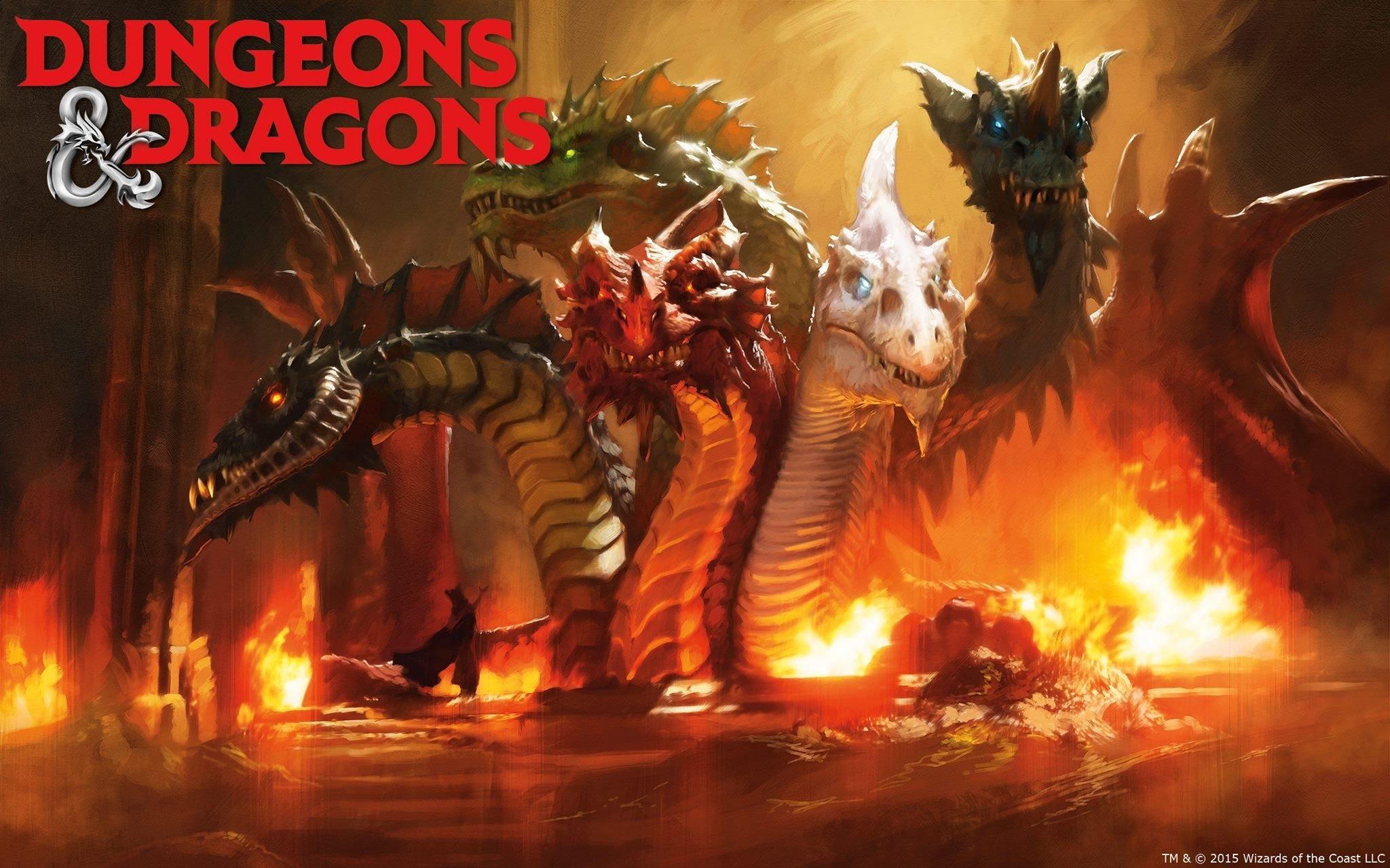 Dungeons & Dragons la quinta edizione