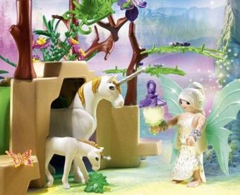 Magico mondo Playmobil Fate