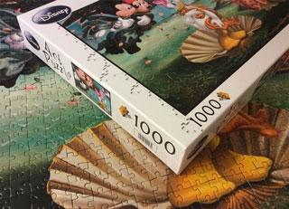 Puzzle 1000 pezzi Clementoni: altissima qualità da vero intenditore!