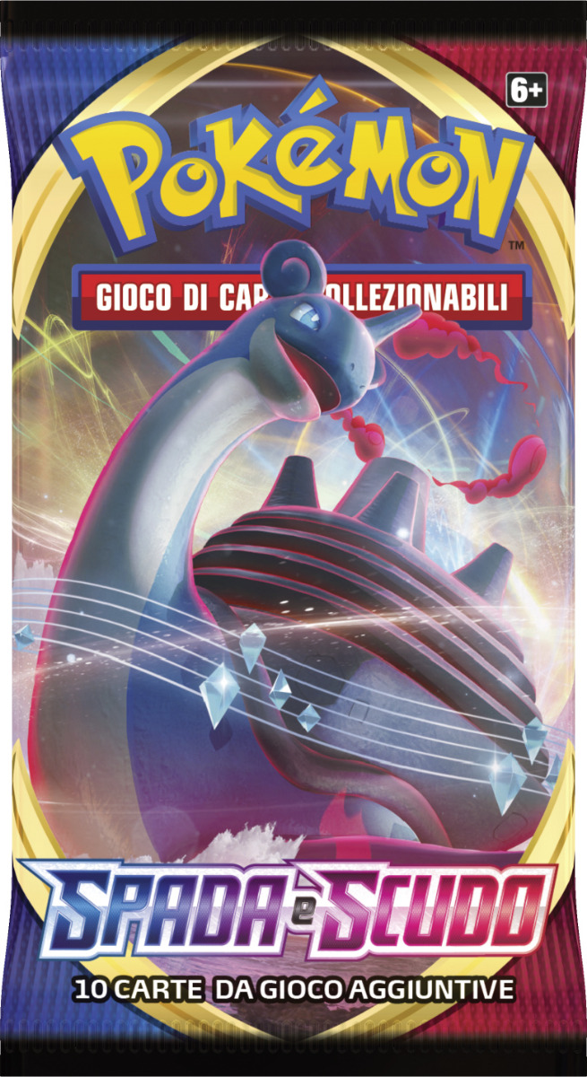 busta carte Pokémon